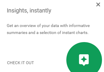 Image of Instant Insights Prompt