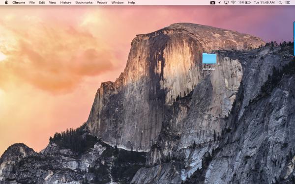 Desktop Print Screen