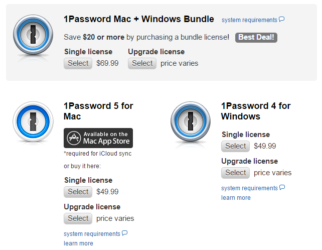 password managers 5