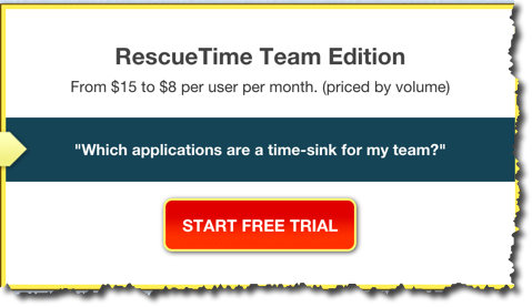 RescueTime Team Edition
