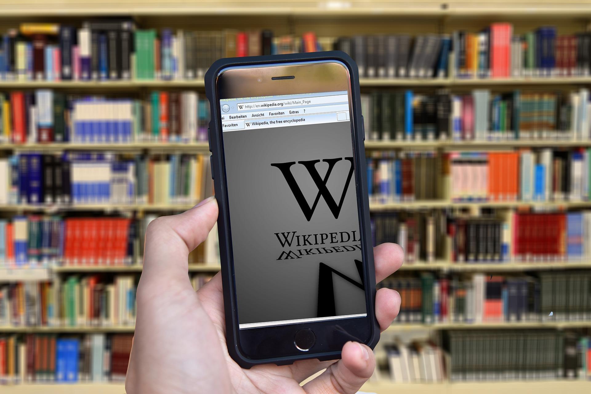 wikipedia and content creators