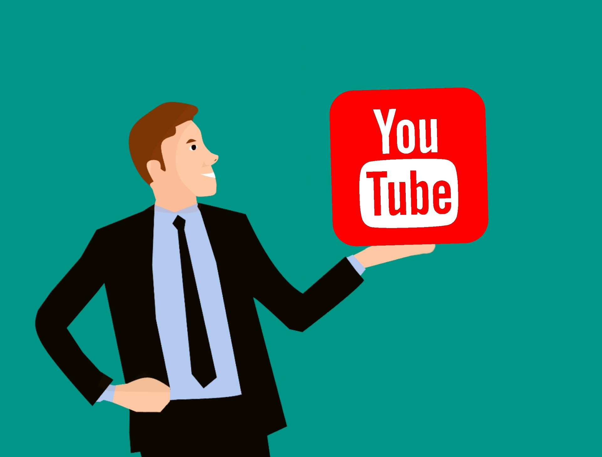 youtube as a role model in link strategy